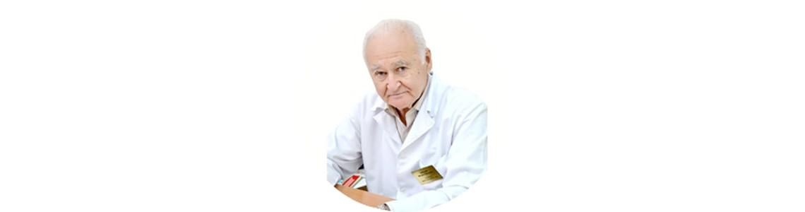 Doktor nauk medycznych, profesor Zeltser M.E.